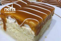Trileçe Tarifi nasıl yapılır? 1.283 kişinin defterindeki Trileçe Tarifi'nin detaylı anlatımı ve deneyenlerin fotoğrafları burada. Trilece Recipe, Food And Drink, Pudding, Cheese, Desserts, Deserts, Custard Pudding, Puddings, Dessert