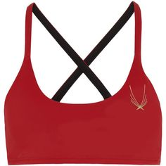f947522acb351 Lucas Hugh - Core Performance Stretch Sports Bra ( 55) ❤ liked on Polyvore  featuring activewear
