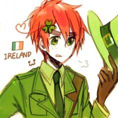 Ireland Hetalia