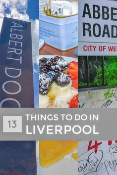Things to do in Liverpool | Liverpool England things to do in | Liverpool travel | Liverpool Beatles   #Liverpool