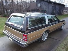 1980 Chevrolet Caprice Classic Estate Wagon Buying A Car