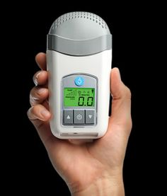 Smallest, lightest CPAP machine launches for sleep apnea patients on the go