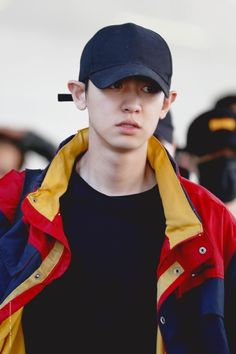 Park Chanyeol - EXO | Tommy Hilfiger | 1
