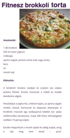 Pin by Kurti Zsuzsa on Food in 2019 Healthy Cooking, Healthy Snacks, Healthy Eating, Cooking Recipes, Pinterest Healthy Recipes, Cheddar, Clean Recipes, Food Inspiration, Food To Make