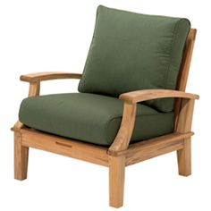 Gloster 220 Ventura Deep Seating Reclining Armchair available at Hickory Park Furniture Galleries