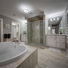 The Willw Creek Model Ensuite Bathroom