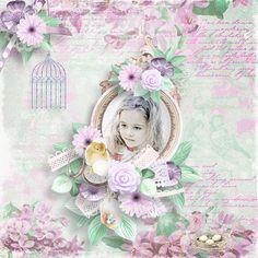 Joyful Easter Scrapbook Designs, Joyful, Easter, Frame, Scrapbooking, Home Decor, Art, Homemade Home Decor, Craft Art