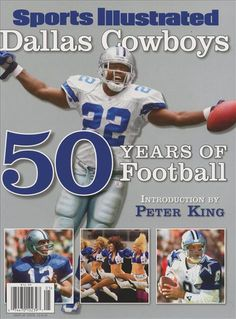 Cowboys~ 50 years of football.