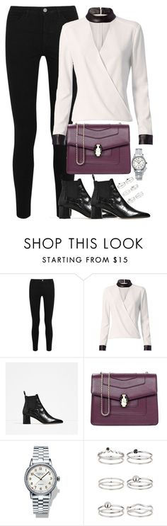 """""""Unbenannt #2218"""" by luckylynn-cdii ❤ liked on Polyvore featuring Victoria, Victoria Beckham, Exclusive for Intermix, Bulgari, Tiffany & Co. and Miss Selfridge"""