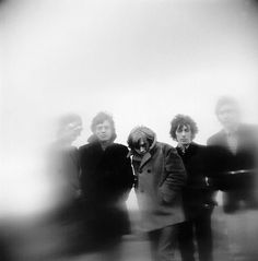 The Rolling Stones Primrose Hill London 1966 <3