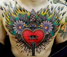 Tattoos: Worship the Spiritual Hand › Illusion