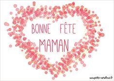Petits canaillous | Jolie carte pour la fête des mères [printable] | http://www.petits-canaillous.fr
