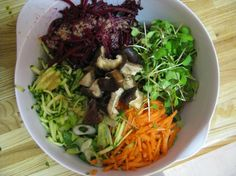 Yummy Raw Lunch Bowls from the Eat-Clean Diet Yummy Raw Lunch Bowls from the Eat-Clean Diet Yummy Raw Lunch Bowls from the Eat-Clean Diet