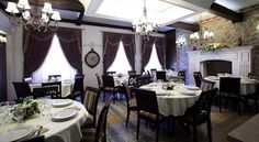 Lucrare realizata de Alessia Line in 2013-2014 (Hotel Galany, Radauti) Table Settings, Restaurant, Curtains, Interior, Design, Home Decor, Blinds, Decoration Home, Indoor