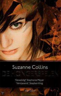 De Hongerspelen, Suzanne Collins | Deel 1, 2 en 3. Serie jeugdboeken, leuk voor ééntje ...