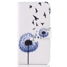 Housse Samsung Galaxy S8 - Pissenlit Oiseaux