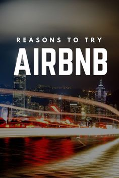 Have you tried AirBNB yet?? Your missing out ...Go one give it a go! To get you started here are the top ten reasons to try airbnb! Trust me !