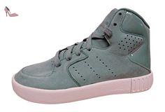 adidas , Baskets mode pour femme - - Grey Grey white BA7509, - Chaussures adidas (*Partner-Link)