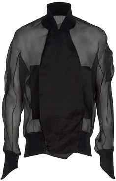 Siki Im Sheer Jacket in Black for Men   Lyst