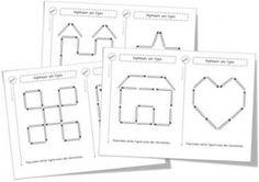 Voir aussi ... Allumettes Puzzles 1 à 10 (les véhicules) Sudoku monstre ...-chdécole