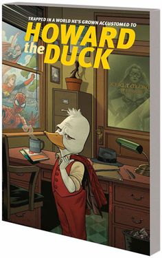 Review: Howard The Duck TP Vol 00 What The Duck