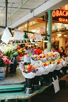 'Pike Place Market' by Endlessly Enraptured #endlesslyenraptured #pikeplacemarket #seattle