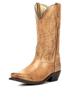 Laredo Women's Chessie Boot - Antique Tan  http://www.countryoutfitter.com/products/56915-womens-chessie-boot-antique-tan