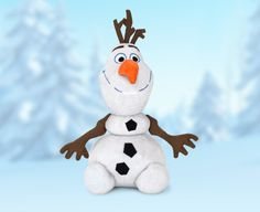 Enter your Frozen Blu-ray™ Combo Pack Code, or purchase Frozen through Disney Movies Anywhere and unlock this pull-apart Olaf plush offer! Get details: http://di.sn/hWM