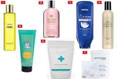 After a long day at work or a hard workout, there is nothing more soothing than a warm bath or a hot shower. We absolutely love them! Here is a roundup of our favorite shower and bath products from brands such as Nivea, Molton Brown and Fendi. Head to VF.com for more beauty roundups!