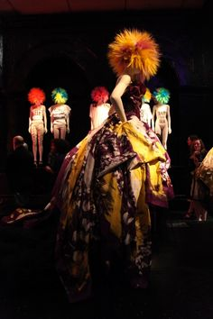 Punk: Chaos to Couture at The Metropolitan Museum's Costume Institute; photo by Heather Clawson for Habitually Chic