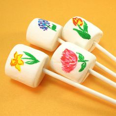 ... Pinterest | Marshmallow pops, Hot chocolate and Homemade marshmallows