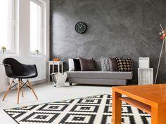 Contoh desain interior ruang tamu minimalis yang menawan. Meski tampak sederhana, namun mampu memberikan kesan modern.   #interiordesign #rumahminimalis #desainrumah #desaininterior