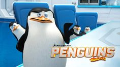 """PENGUINS OF MADAGASCAR - """"North Wind Headquarters"""" Clip. Benedict Cumberbatch and John Malkovich join the DreamWorks family as an operative fox and vengeful octopus. Watch them do battle through, um, faulty video technology! Streaming Hd, Streaming Movies, Dreamworks Animation, Disney And Dreamworks, Avengers Film, Penguins Of Madagascar, Smile And Wave, Movies To Watch Online, Latest Movie Trailers"""