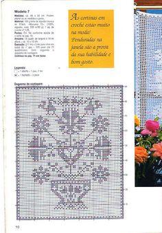 Cortina de croche - claudia - Álbumes web de Picasa