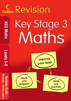 Maths Revision Guide + Workbook + Practice Papers by Science Revision, Gcse Revision, Revision Guides, Igcse Maths, Ks3 Maths, Math Questions, Guided Math, Book Summaries, Computer Science