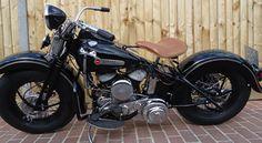 1942 WLA 750 Harley Davidson 45