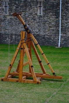 What Simple Machines Are Used In The Trebuchet?