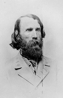 """Ambrose Powell Hill, Jr. (November 9, 1825 – April 2, 1865), was a career U.S. Army officer in the Mexican–American War and Seminole Wars and a Confederate general in the American Civil War. He gained early fame as the commander of the """"Light Division"""" in the Seven Days Battles and became one of Stonewall Jackson's ablest subordinates, distinguishing himself in the 1862 battles of Cedar Mountain, Second Bull Run, Antietam, and Fredericksburg."""