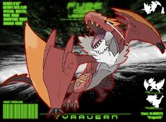 F.U.S.E Corp Lab: Tyravern by Dragonith on deviantART