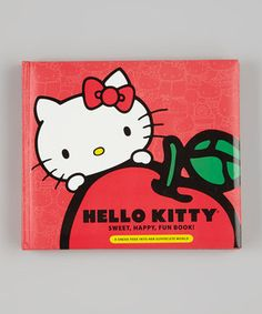 The Hello Kitty Sweet, Happy, Fun Book! features a collection of irresistible ephemera and art, allowing readers to learn the behind-the-scenes story of Hello Kitty and her vast, fanciful world. Alongside hundreds of images, the lively text sees Hello Kitty from her early development to the worldwide phenomenon that she has become over the past 36 years.
