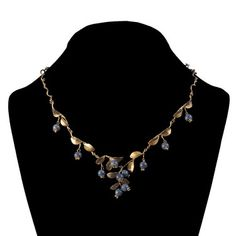 I love this necklace...and just about all Michael Michaud's botanical jewelry