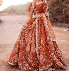 ₹130,000 · ( Lehenga Choli Designs For Bridal ) Punjaban Designer Boutique offers you a wide range of products. Get ready to find updates every week Product : PDB 5026 ( Buy Trending Bridal Lehenga Online )  PRICE : 130,000 Work : Handwork This Link For More Product Range: Asian Bridal Dresses, Pakistani Formal Dresses, Indian Bridal Outfits, Indian Bridal Fashion, Pakistani Wedding Dresses, Indian Fashion Dresses, Pakistani Dress Design, Bridal Lehenga Online, Designer Bridal Lehenga