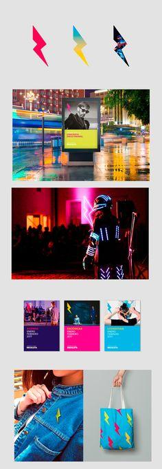 Diseño de identidad institucional para el Centro Cultural Recoleta.  === El Centro Cultural Recoleta es uno de los más importantes espacios de la cultura en la Ciudad de Buenos Aires. Fundado a principios de la década del 80, se convirtió en el escenario de nuevas tendencias. Con el tiempo fue perdiendo su protagonismo. En 2016 se organiza alrededor de un nuevo proyecto que busca volver a convocar lo más emergente de la cultura y renueva su identidad visual.