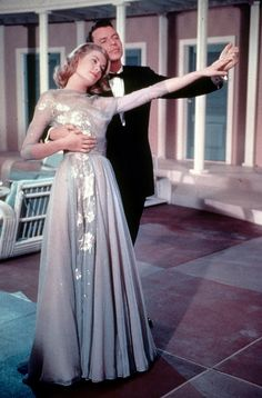 grace kelly 1956 fashion style high society frank sinatra