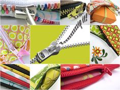 Happy Holidays with FreeSpirit & Rowan: How to Install a Conventional Zipper | Sew4Home