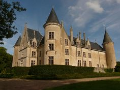 Château de BOURBILLY Burgundy of Mme de SEVIGNÉ.