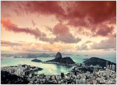 Art Symphony: Rio de Janeiro, the city of samba !