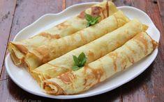 Clatite pufoase Foto-desertdecasa.ro Keto Recipes, Cake Recipes, Dessert Recipes, Healthy Recipes, Healthy Food, Romanian Desserts, Romanian Food, Romanian Recipes, Crepes