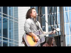 "Christian Kane-Thinking of You-6-12-11.MOV Uploaded on Jun 19, 2011    Christian Kane performing ""Thinking of You"" on Lay's Stage, CMA Music Fest, Nashville, TN 6-12-11 (Sound not great due to being near speakers)"