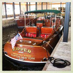 Antique Boat Museum Clayton, NY